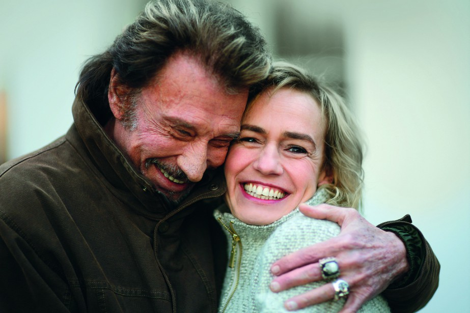 Johnny Hallyday dans le film <em>Salaud on t'aime</em> de Claude Lelouch sorti en 2013. (Photo fournie par Les Films 13)