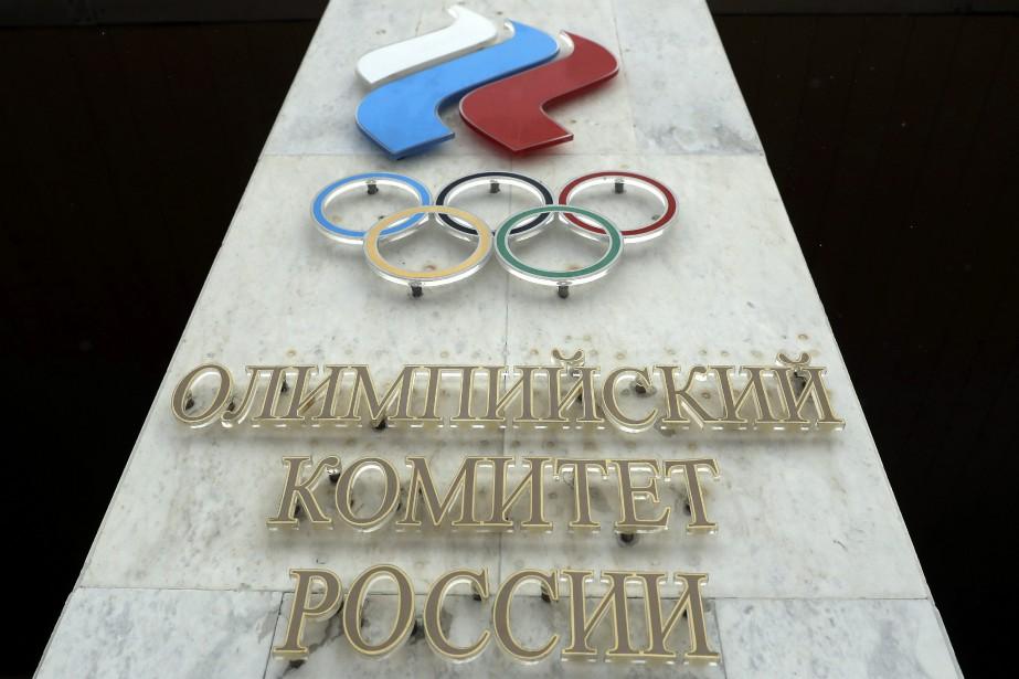 Le CIO a suspendu la Russie des Jeux... (Photo Pavel Golovkin, AP)