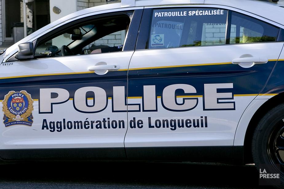 Le Service de police de l'agglomération de Longueuil... (Photo archives La Presse)
