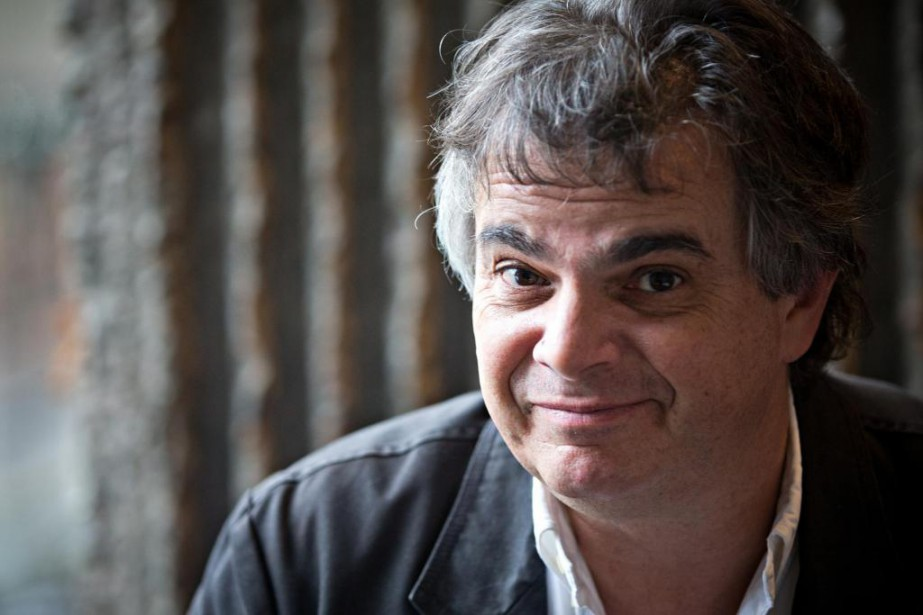 L'auteur et romancier Alexandre Jardin... (photo PATRICK SANFAçON, LA PRESSE)