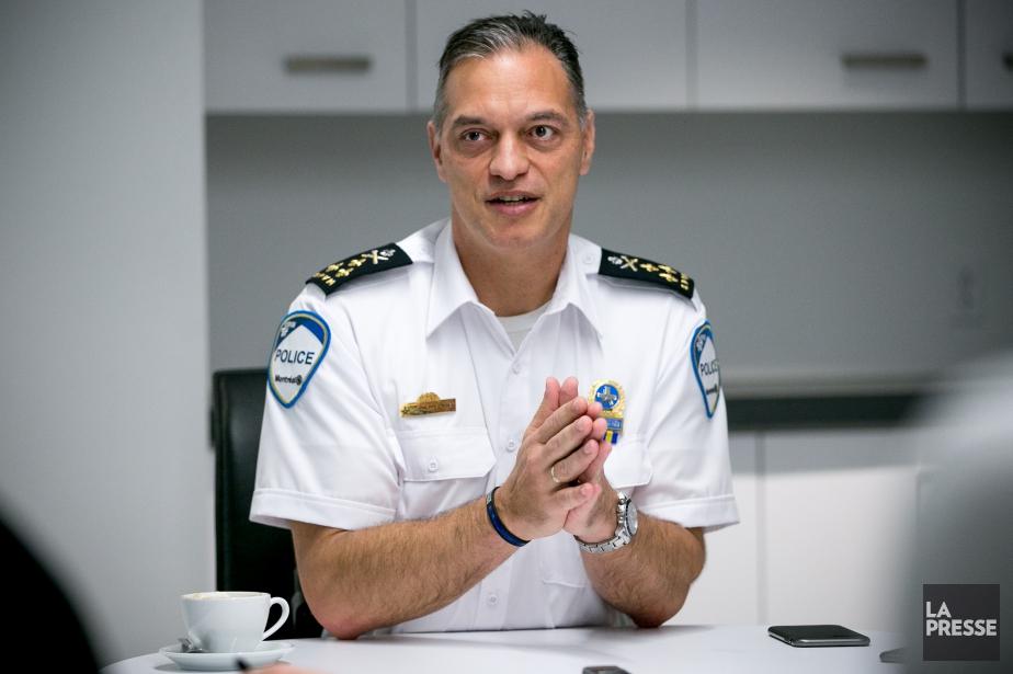 Le directeur duService de police de la Ville... (Photo Martin Tremblay, archives La Presse)