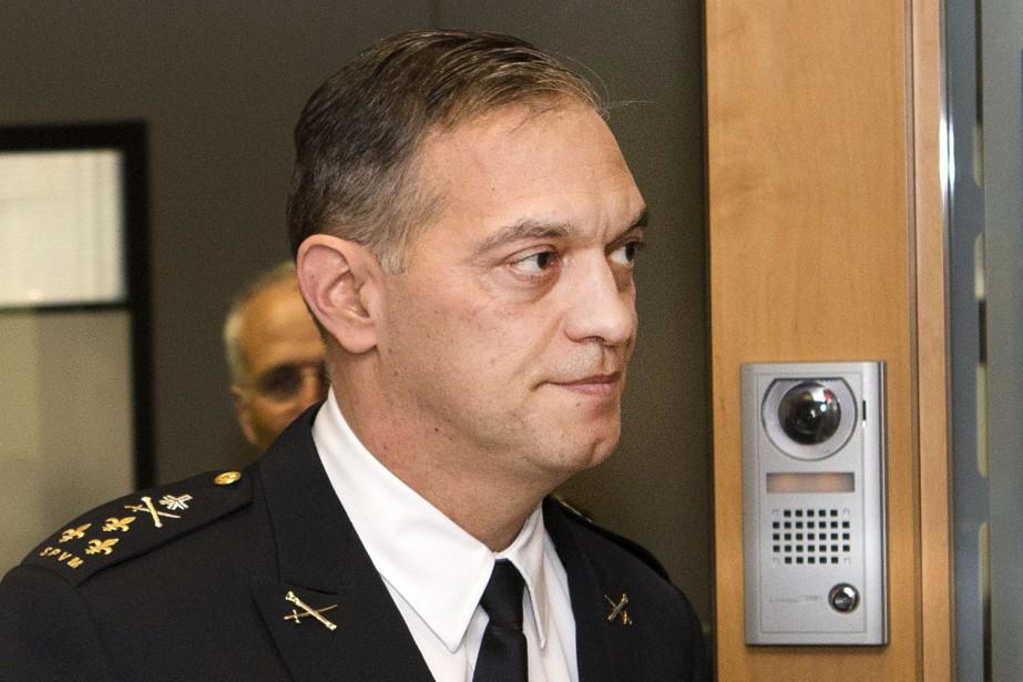 Le chef du Service de police de la... (Photo Robert Skinner, archives La Presse)