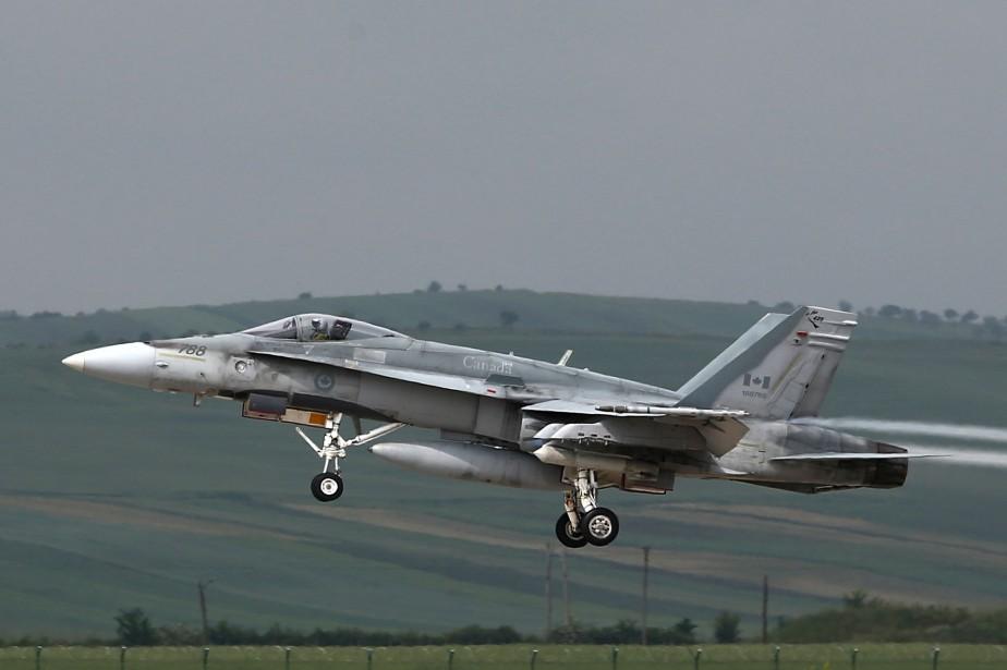 Ces appareils australiens, qui sont âgés de 30... (PHOTO ARCHIVES AFP)