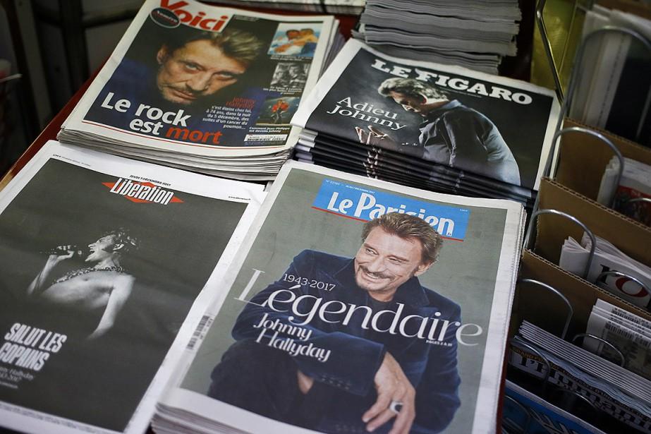 La presse dans son ensemble se fait l'écho... (AP)