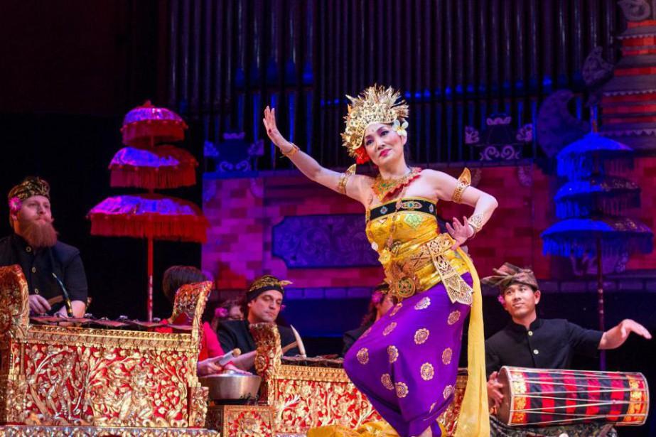 Le programme Ô Bali... (Photo Evelyne Demers, fournie par la SMCQ)