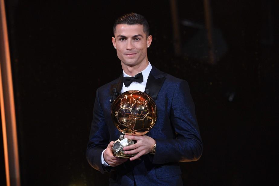 Cristiano Ronaldo... (Photo AFP)