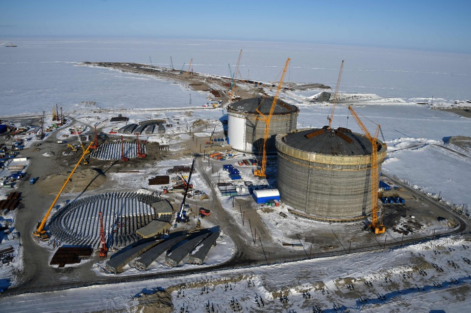 Ce projet à 27 milliards de dollars, un... (PHOTO KIRILL KUDRYAVTSEV, ARCHIVES AFP)