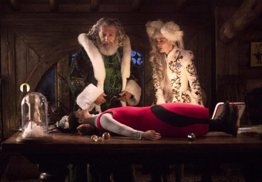 L'histoire:À quelques jours de Noël,... (Photo fournie parMK2 l MILE END)