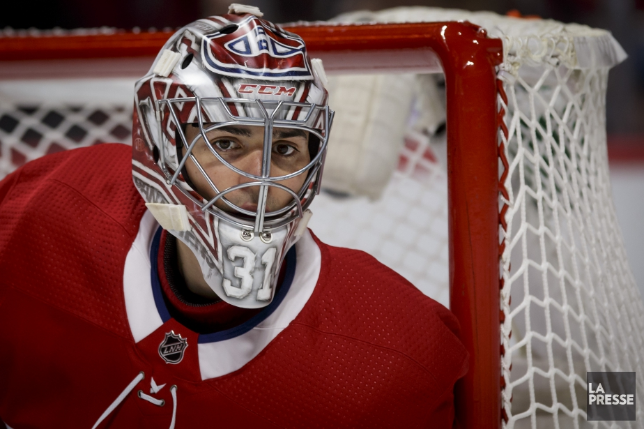 Carey Price... (Photo archives La Presse)