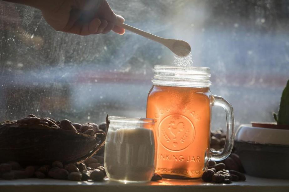 C'est doux et chaud, avec des saveurs cacaotées,... (photoIVANOH DEMERS, LA PRESSE)