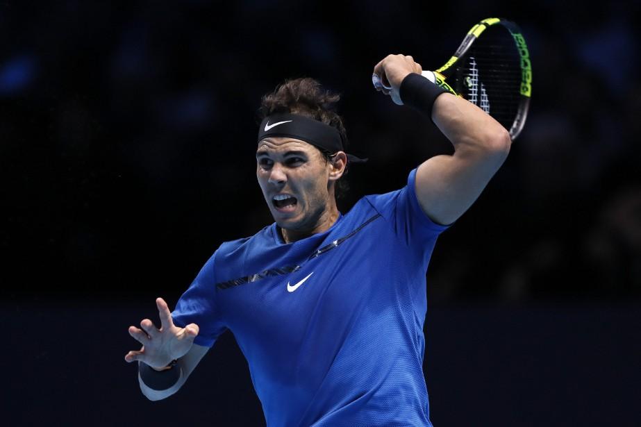 Rafael Nadal... (Photo Kirsty Wigglesworth, AP)