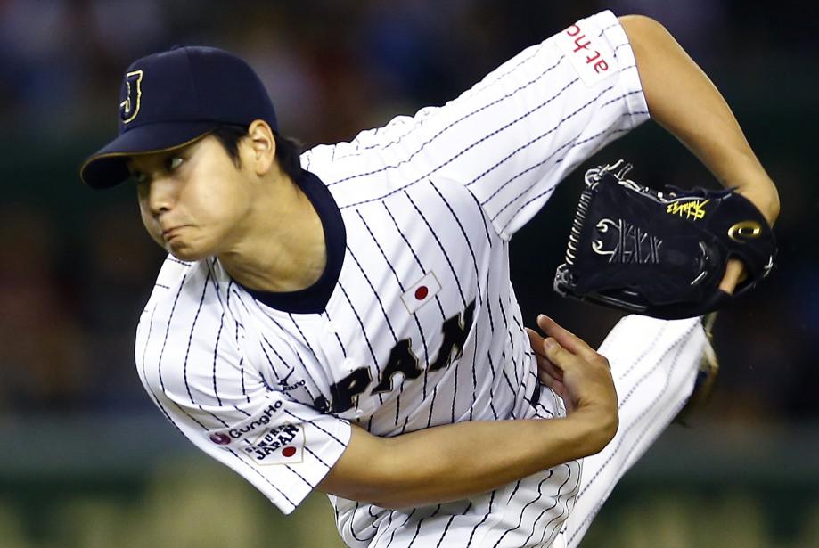 Shohei Ohtani... (Photo Shizuo Kambayashi, archives AP)