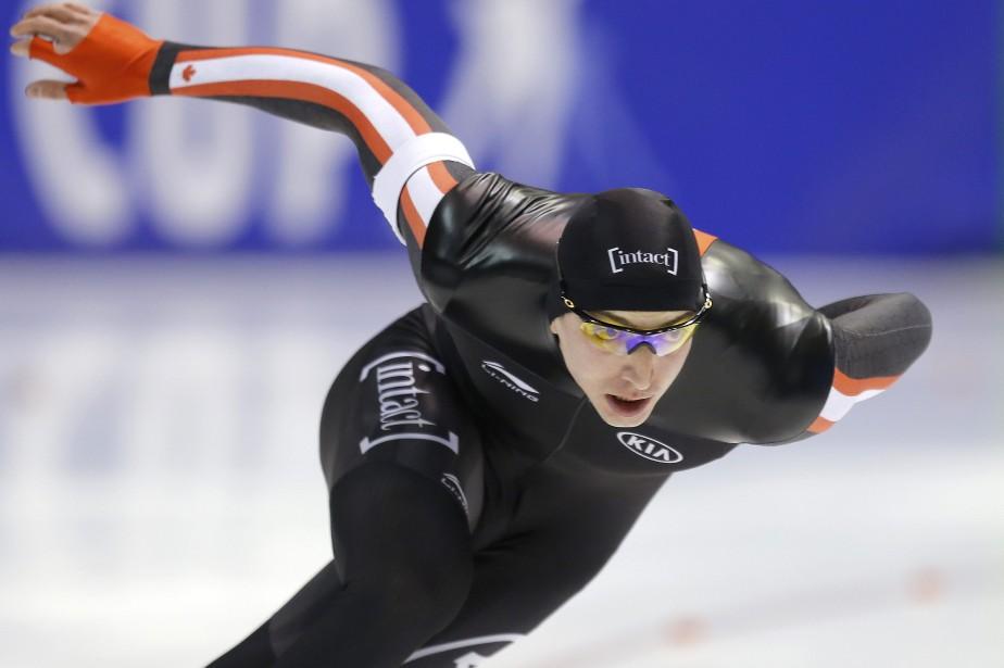 Alex Boisvert-Lacroix... (Photo Peter Dejong, archives AP)