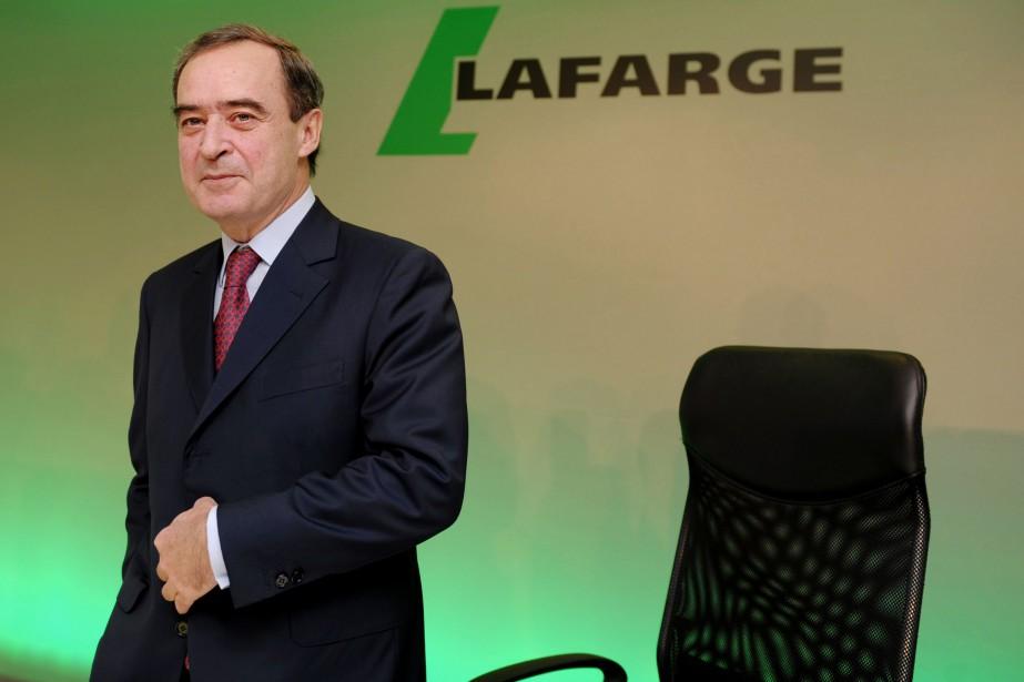 Bruno Lafont... (AFP)