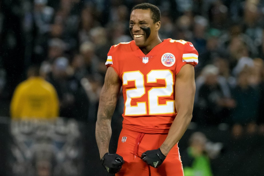 Marcus Peters... (USA Today Sports)