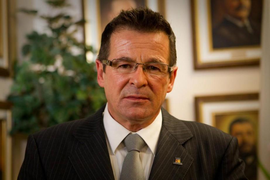 Jean-Marc Robitaille, ex-maire de Terrebonne... (PHOTO ANDRÉ PICHETTE, ARCHIVES LA PRESSE)