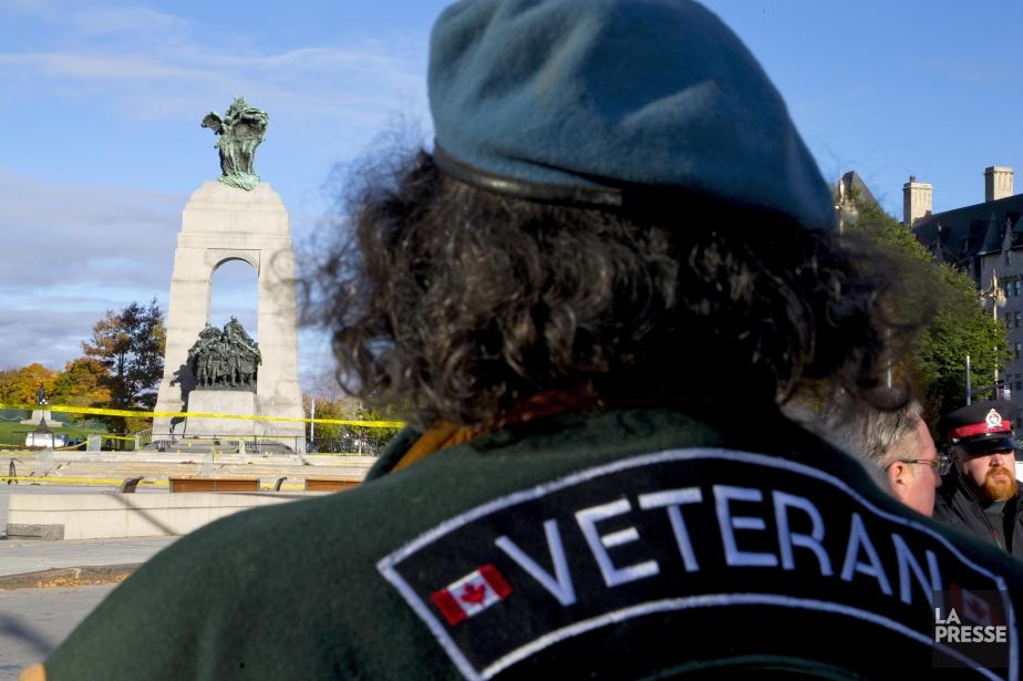 Environ 29 000 dossiers d'anciens combattants étaient en... (Photo Alain Roberge, La Presse)