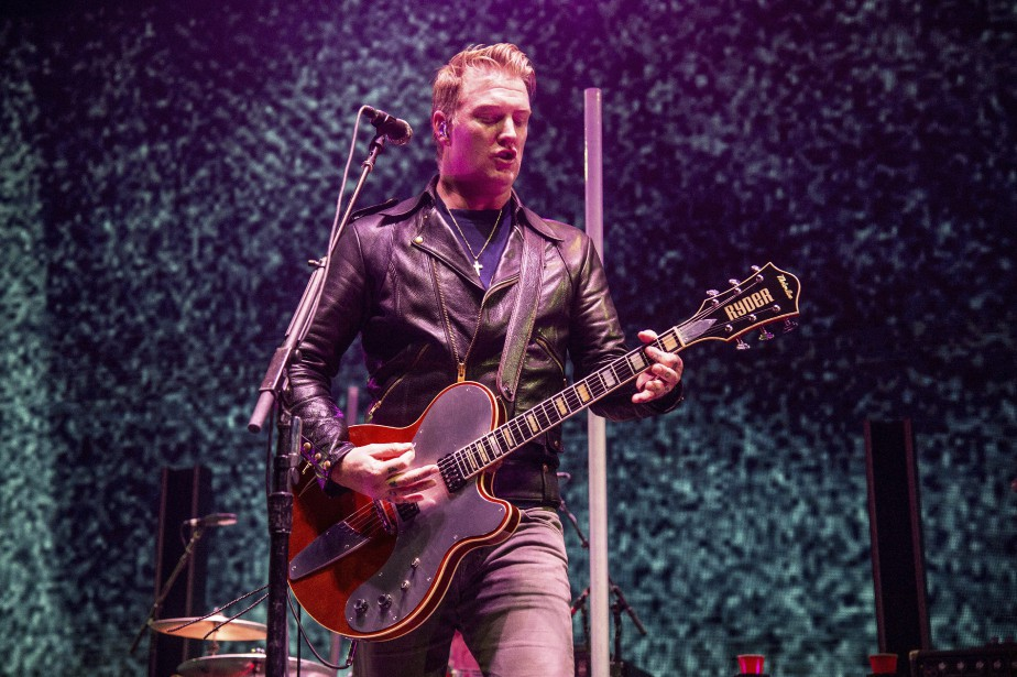 Josh Homme... (PHOTO AP)