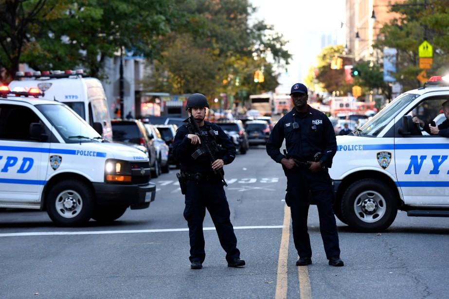 New York: explosion «d'origine inconnue» au centre de Manhattan   États-Unis