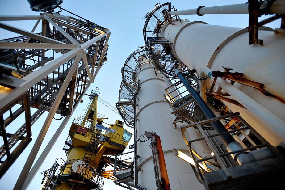 «La fermeture de l'oléoduc de Forties et la... (PHOTO ANDY BUCHANAN, ARCHIVES AGENCE FRANCE-PRESSE)