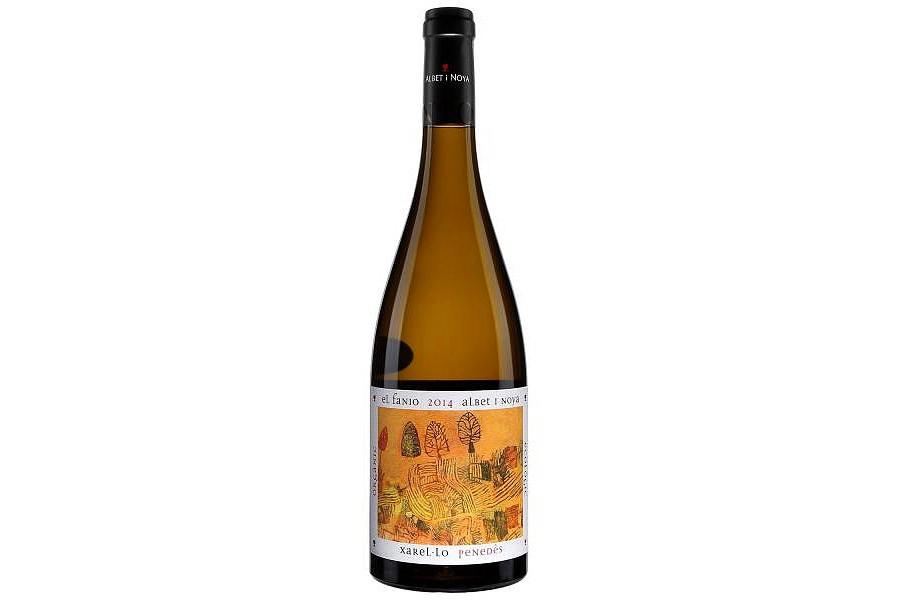 Le vin Albet i Noya Xarel-Lo El Fanio... (Photo SAQ)