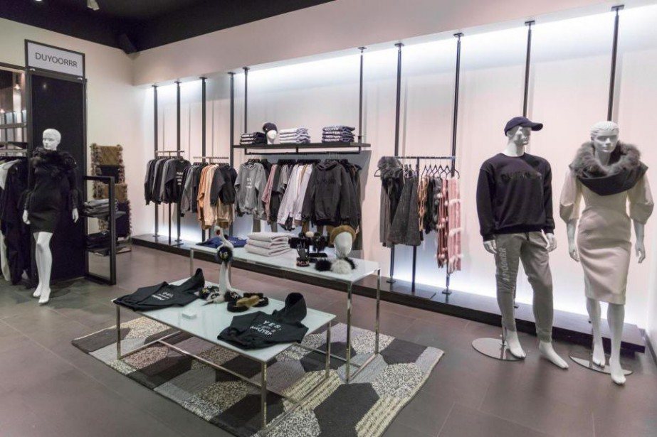 La Tournée Éphémère Mode&Design commence au Centre Rockland.... (PHOTO FOURNIE PAR LE FESTIVAL MODE&DESIGN)