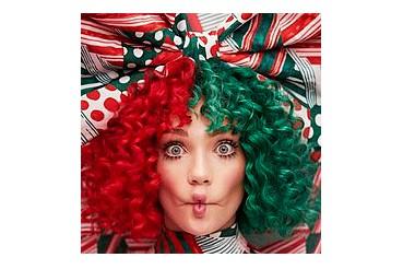 Everyday Is Christmas, de Sia... (Image fournie par Crush Music)