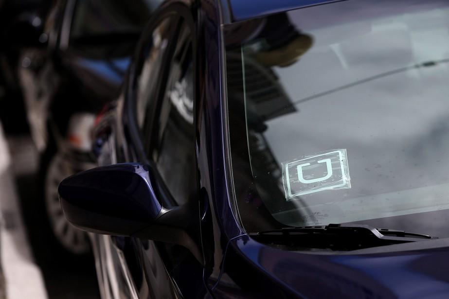 Le porte-parole d'Uber Canada a assuré que l'entreprise... (ARCHIVES AFP)
