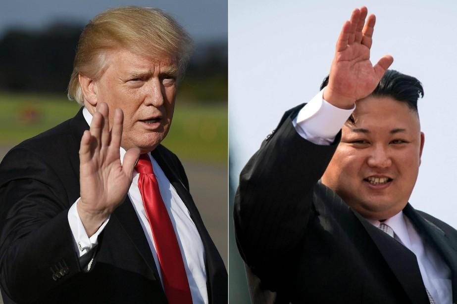 Les deux dirigeants «sont le même genre d'homme»,... (AFP)