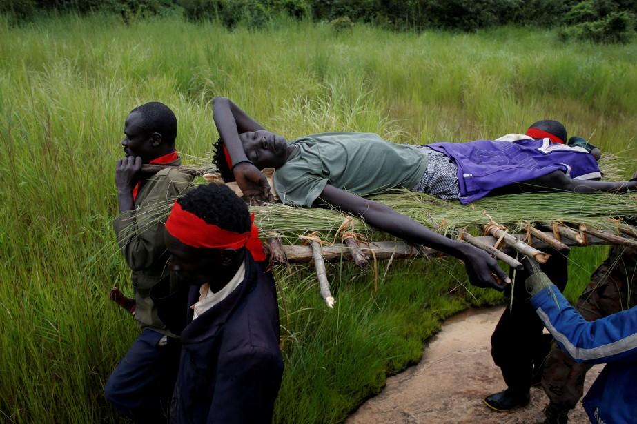 Les communautés pastorales au Soudan du Sud mènent... (REUTERS)