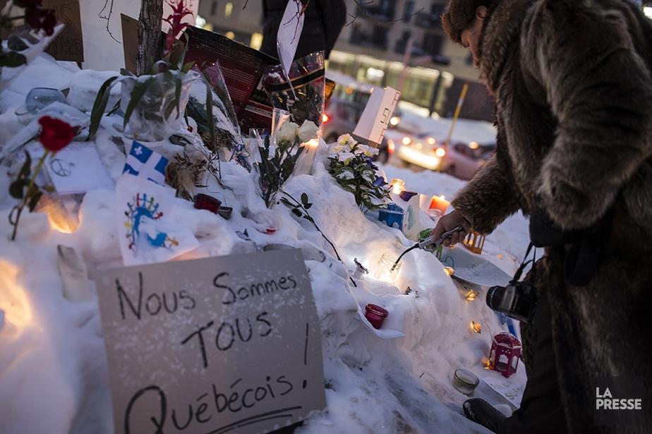 L'attentat de Québec surpasse largement la couverture de... (ÉDOUARD PLANTE-FRECHETTE, ARCHIVES LA PRESSE)