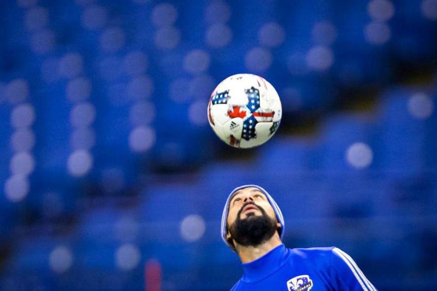 Andrés Romero fait partie des joueurs non protégés... (Photo Olivier Jean, Archives La Presse)