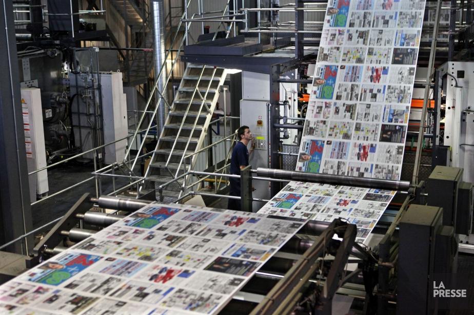 En vertu de l'entente, 75 employés des différentes... (Photo La Presse)