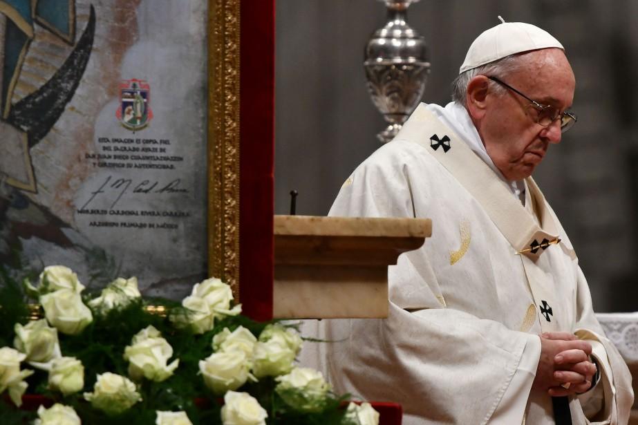 Plus souvent que ses prédécesseurs, le pape jésuite... (Photo Alberto Pizzoli, Agence France-Presse)