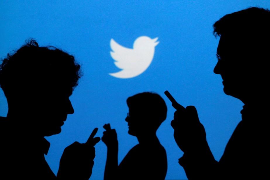 Les rafales de tweets, également appelées «tweetstorms» sont... (PHOTO ARCHIVES REUTERS)
