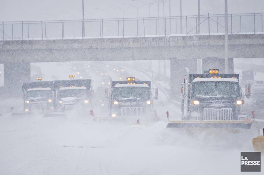Le corridor Montréal-Québec, le long du fleuve, était... (PHOTO DAVID BOILY, LA PRESSE)