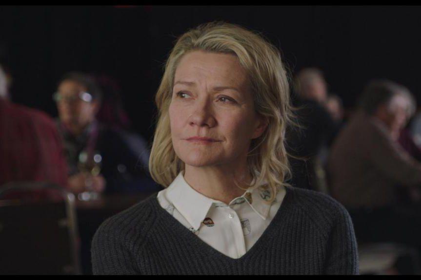 Élise Guilbault dans Pour vivre ici, film de... (PHOTO FOURNIE PAR LES FILMS SÉVILLE)
