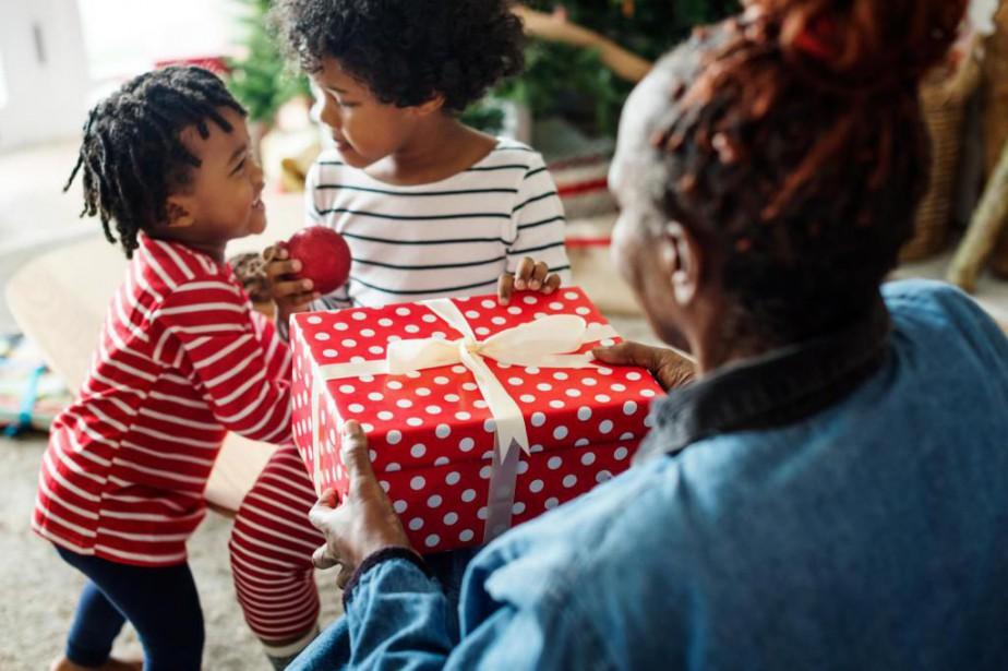 Un cadeau n'est pas qu'un objet de consommation.... (Photo Thinkstock)