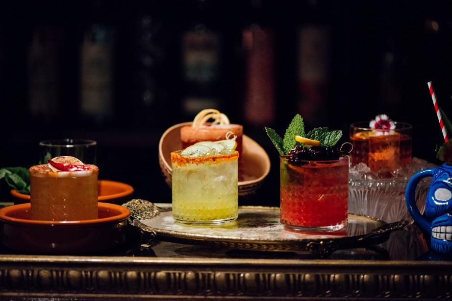 Le Clandestino se spécialise en tequila et mezcal,... (Photo Alison Slattery, fournie par Le Clandestino)