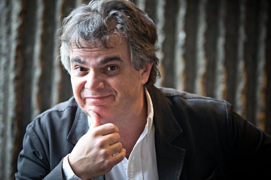 Dans Mamère avait raison, le romancier AlexandreJardinla vie... (Photo PatrickSanfaçon, La Presse)