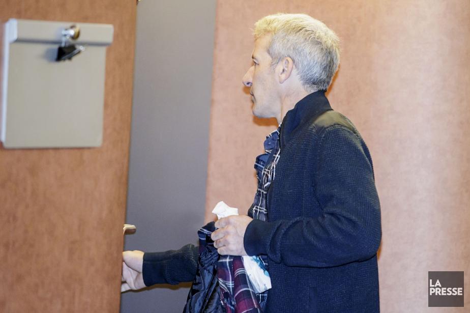 Sylvain Fournier est accusé d'avoir causé la mort... (PHOTO ALAIN ROBERGE, ARCHIVES LA PRESSE)