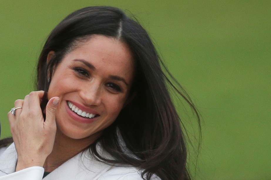 Meghan Markle... (PHOTO DANIEL LEAL-OLIVAS, ARCHIVES AGENCE FRANCE-PRESSE)