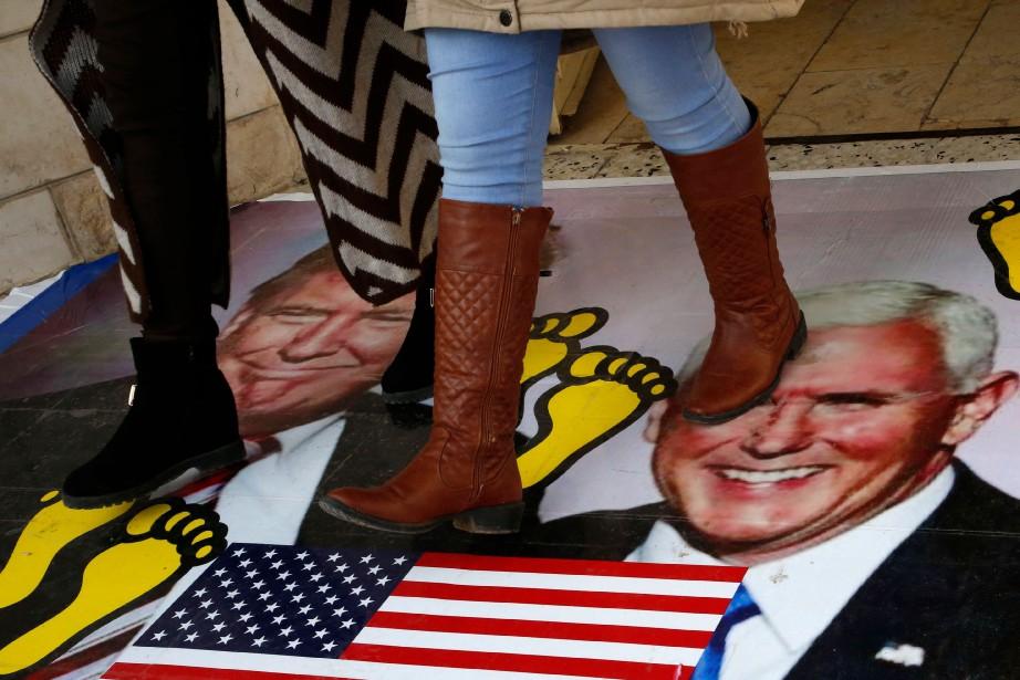 Des responsables palestiniens et égyptiens ont affirmé que... (PHOTO AFP)