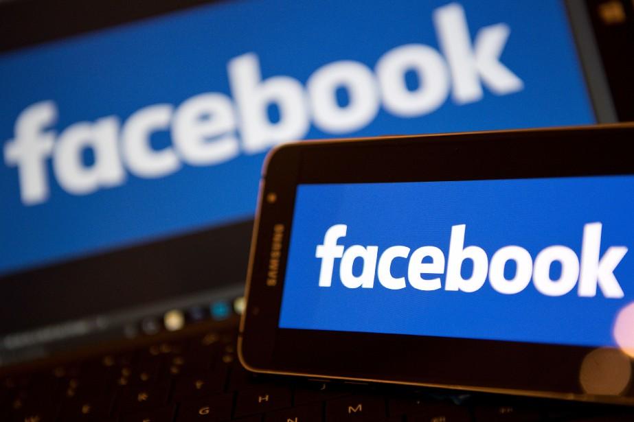 Ces annonces illustrent la volonté de Facebook de... (PHOTO ARCHIVES AFP)