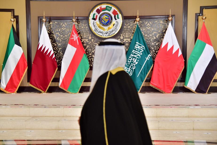 Les Emirats arabes unis et le Bahreïn, des... (photo  GIUSEPPE CACACE, AFP)