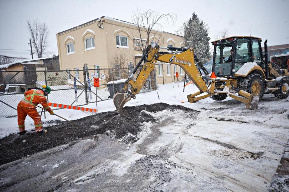 La Commission des services électriques de Montréal, qui... (photo PATRICK SANFAÇON, LA PRESSE)