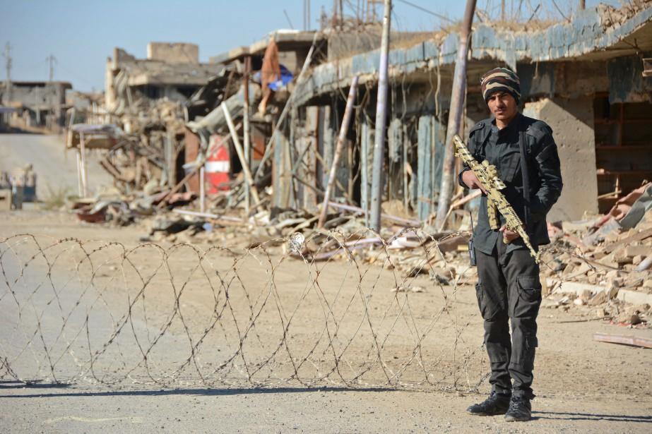 Le Haut-commissariat aux droits de l'homme a comptabilisé... (Photo Mahmud SALEH, AFP)