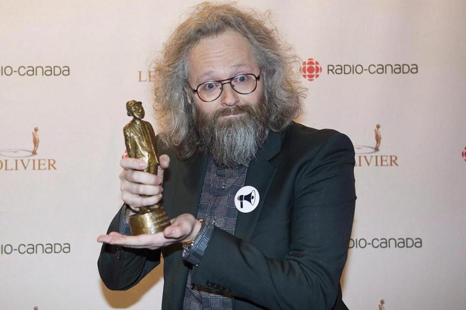 La vente du trophée deFrançois Bellefeuille permettra de... (photoGraham Hughes, la presse canadienne)