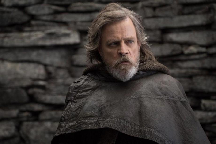 Mark Hamill (Luke Skywalker) incarne un Jedi bourru,... (photoJohn Wilson, fournie parLucasfilm)