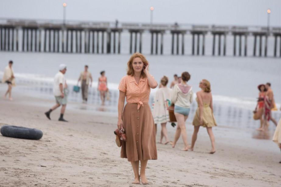 Kate Winslet dans Wonder Wheel, un film de... (Photofournie par Métropole Films)